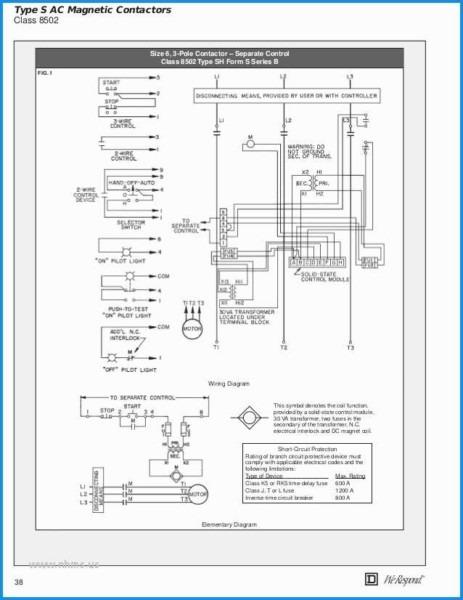 Square D 9001bg305 Wiring Diagram