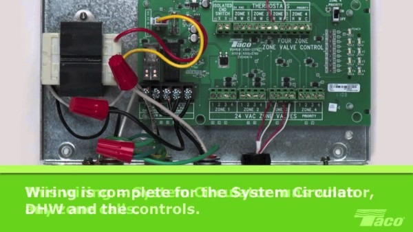 Taco Sr502 4 Wiring Diagram