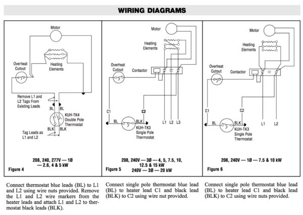 Thermostat Wiring Schematic