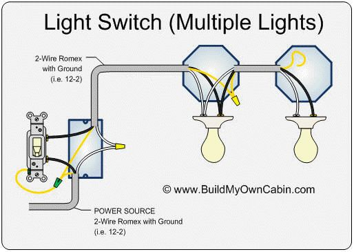 This Is How Will Wire Lights