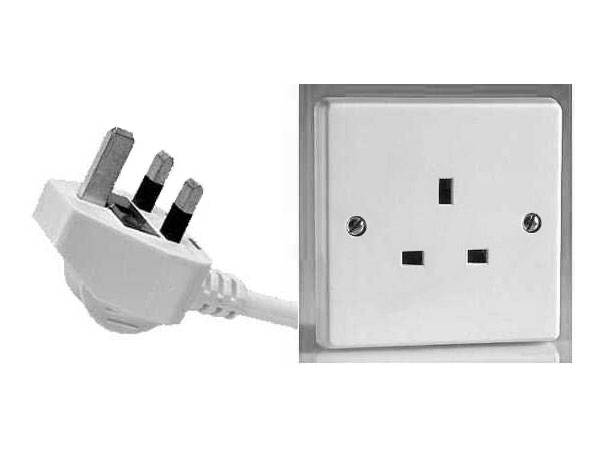 Three Plug Outlet
