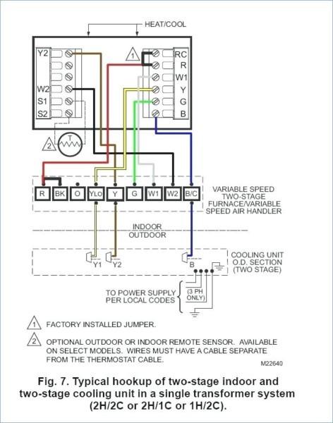 Trane Gas Furnace Wiring