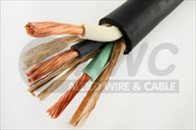 Type So Cable (6 Awg, 3 Conductor) From Allied Wire And Cable