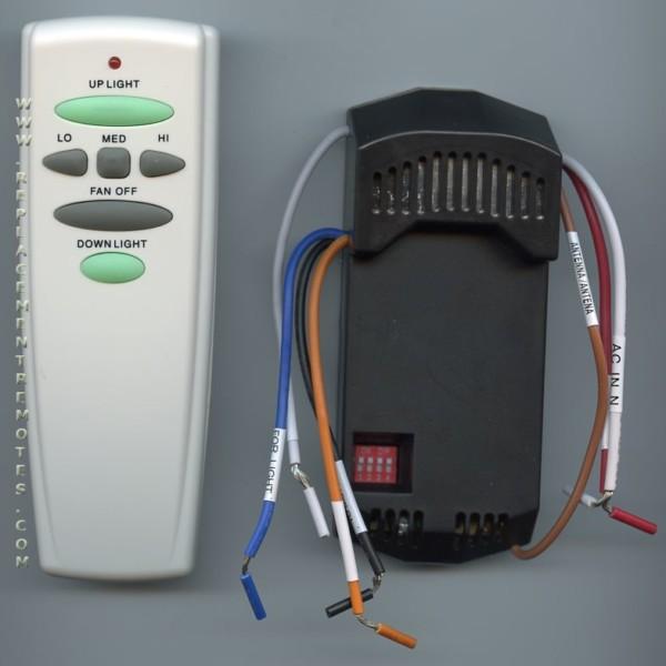 Hampton Bay Ceiling Fan Remote Control Installation