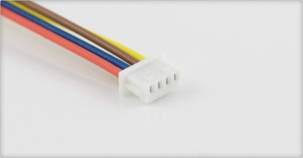 White 4 Pin Connector