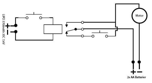 Using A Transistor Instead Of A Relay To Control A Dc Motor