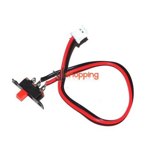 V913 On Off Switch Wire Wl Wltoys V913 Helicopter Spare Parts [wl