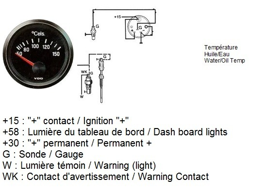 Vdo Marine Fuel Gauge Wiring Diagram
