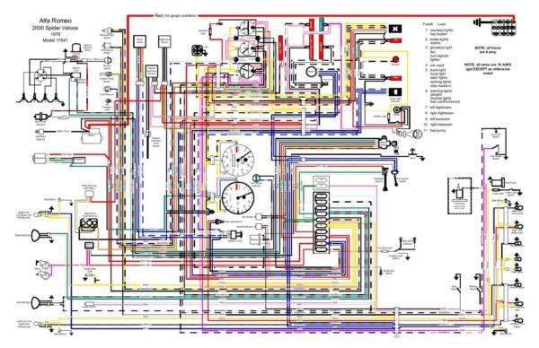 Vehicle Wiring Diagram