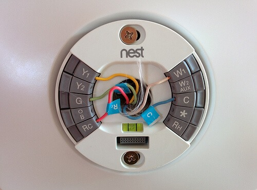What Is Thermostat C Wire And What Color Is It Usually