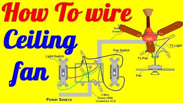 Wiring A Fan And Light To Awesome 3 Wire Ceiling Fan Light Switch