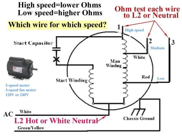 Wiring A Fan Motor