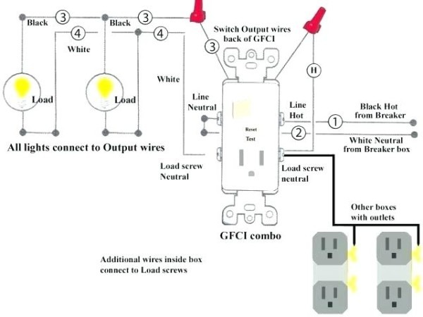 Wiring A Socket To A Light Switch Click Image To Enlarge A Typical