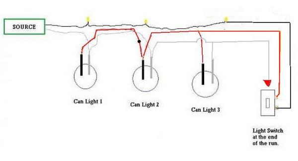 Wiring Can Lights