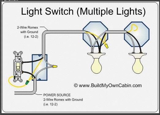 Wiring Dc Lights