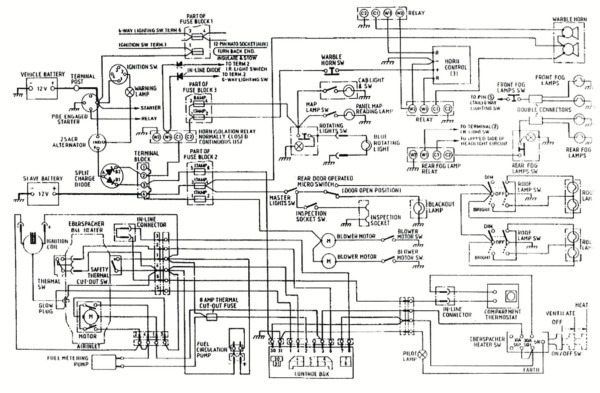 1999 Bluebird Wiring Diagram