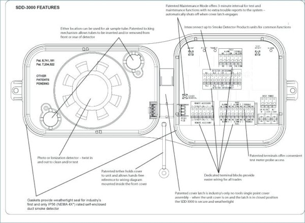 Wiring Diagram For Smoke Detectors In Series Apollo 65 Typical