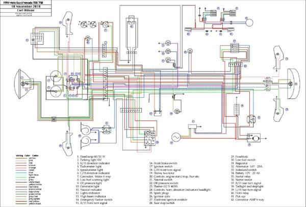 Yamaha Wiring Schematic 4 Yamamoto