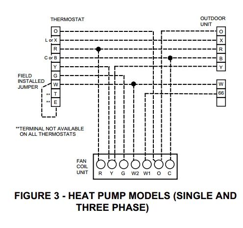 York Heat Pump Wiring Diagrams