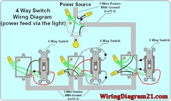 12 2wire Diagram Septembre House Electrical Wiring Diagram Way