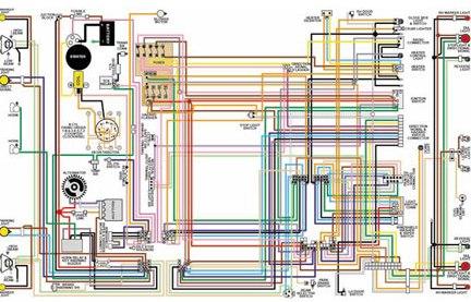 1958 Chevrolet Wiring Diagrams