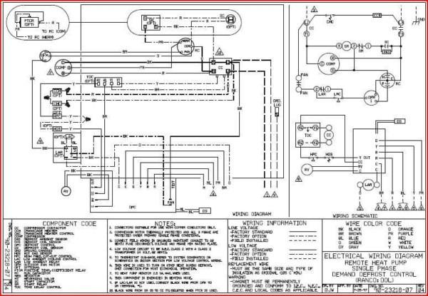 1985 Rheem Furnace Wiring Diagram