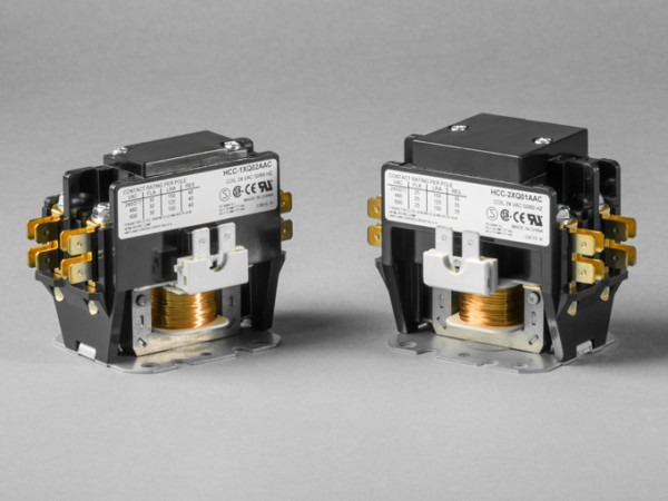 1 & 2 Pole Definite Purpose Contactor That Can Be Custom