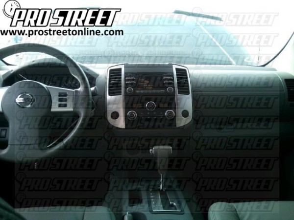 2001 Nissan Frontier Stereo Wiring Diagram