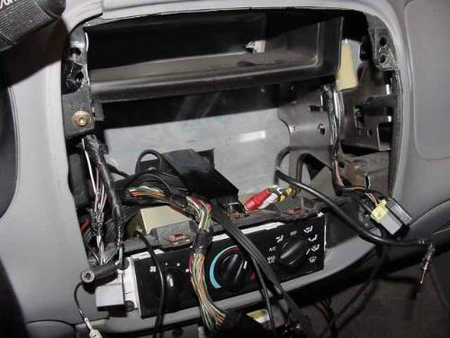 2001 Ford Explorer Radio Wiring Diagram