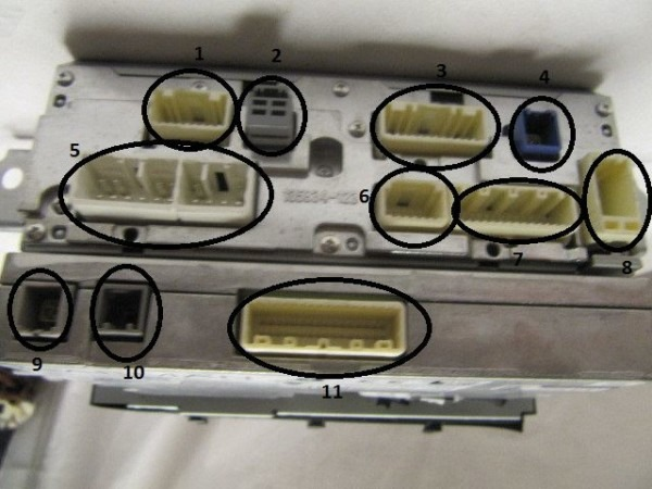 2010 Toyota Venza Radio Wiring Diagram