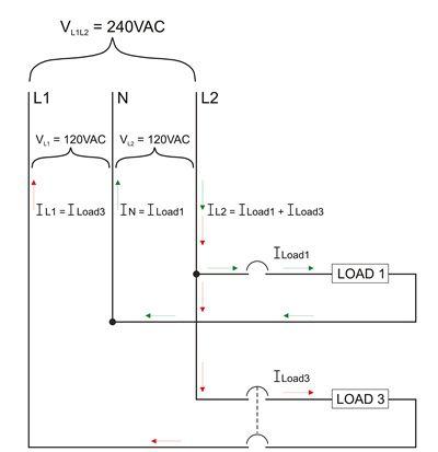 220 Volt 1 Phase Wiring
