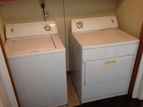 220 Volt Outlet Makes Dryer Stick Out Into Hallway (pics