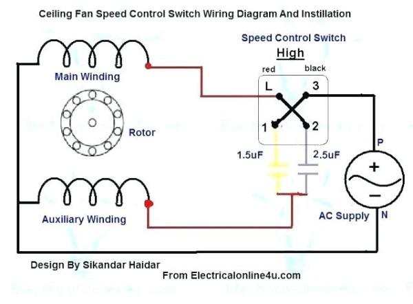 2 Speed Fan Control Switch Newest Radiator Fan Relay Wiring