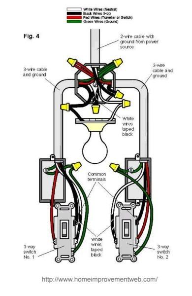 3 Switch Box Wiring Diagram