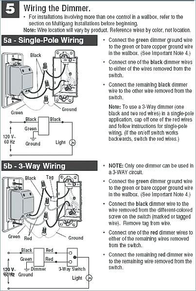 3 Way Dimmer Switch Wiring Diagram Unique Wire Lutron 6b38 W