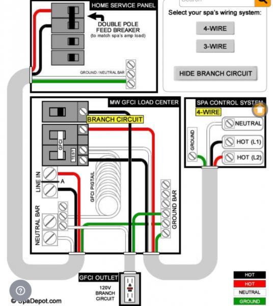 3 Wire Breaker Diagram