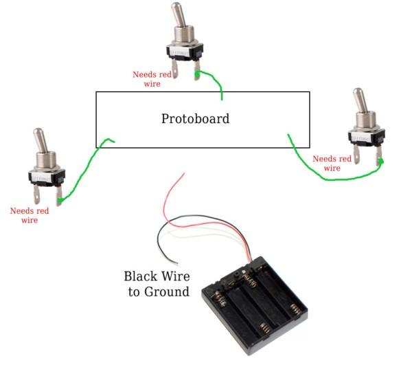 3 Prong Rocker Switch Wiring