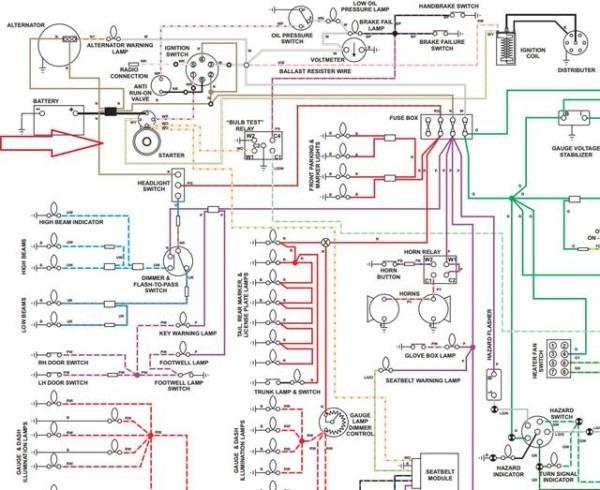 1974 tr6 wiring diagram wiring diagram update Tr4a Wiring Diagram 1953 mg td wiring diagram wiring