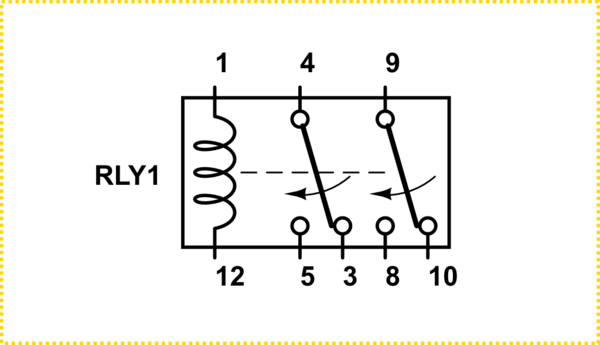 Diagram 8 Pin Relay Wiring