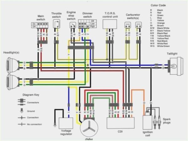 96 Yamaha Blaster Wire Diagram