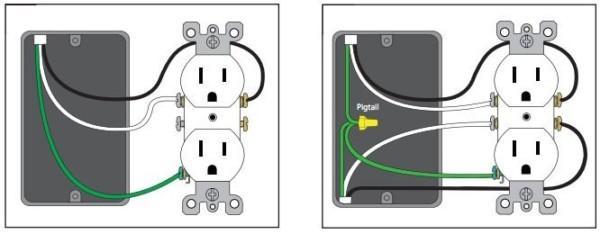 Ac Socket Wiring