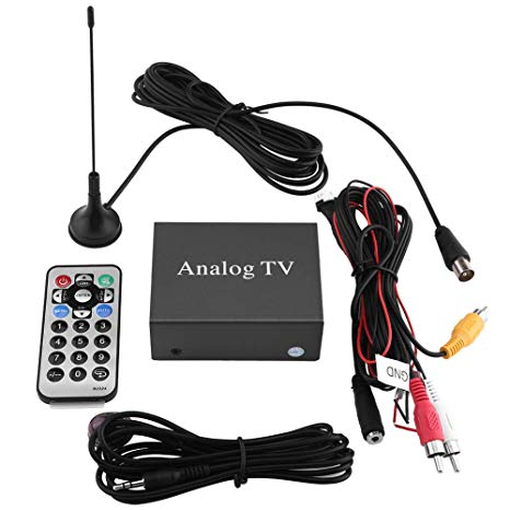 Amazon Com  Car Digital Tv Receiver, Keenso Car Mobile Dvd Tv