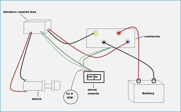 Superwinch Remote Wiring Diagram