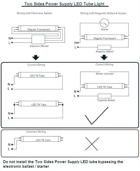 Ballast For A Fluorescent Light Electronic Ballast Wiring Diagram