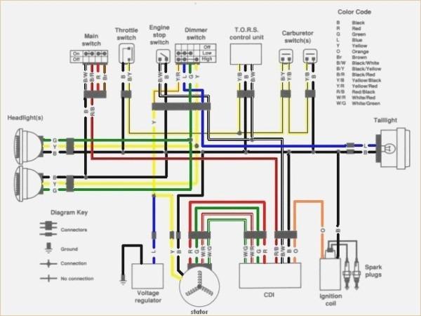 Blaster Headlight Wiring Diagram