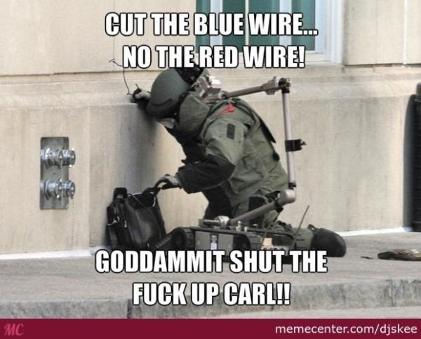 Blue Wire Red Wire By Djskee