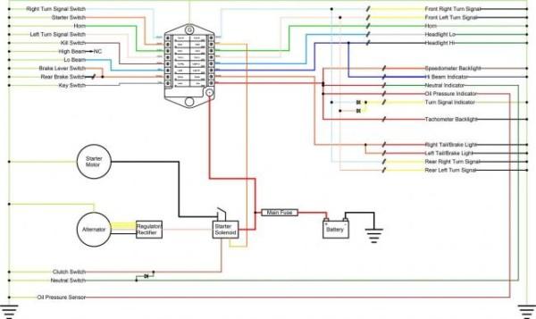bodine b100 wiring diagram
