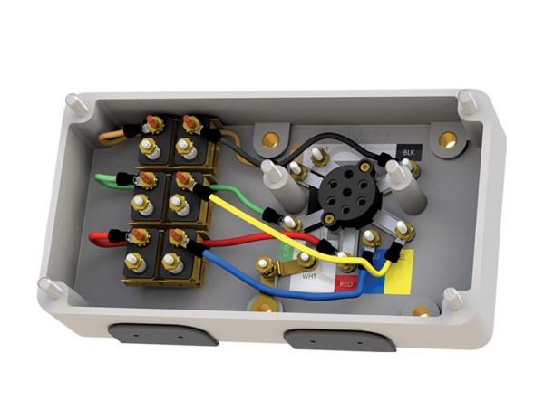 Breaker Smart Box, 30a, Split Pin