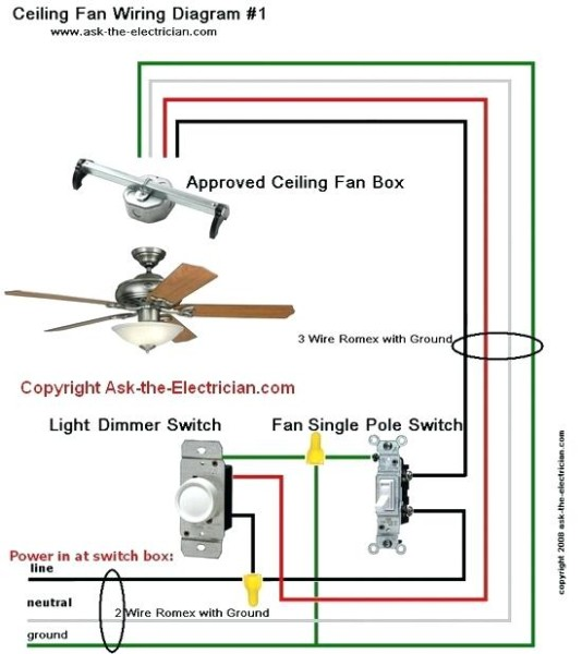 Casablanca Fan Switch Instructions