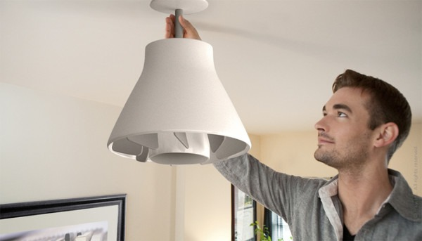 Ceiling Fans That Plug Into Light Socket Beautiful Home Depot